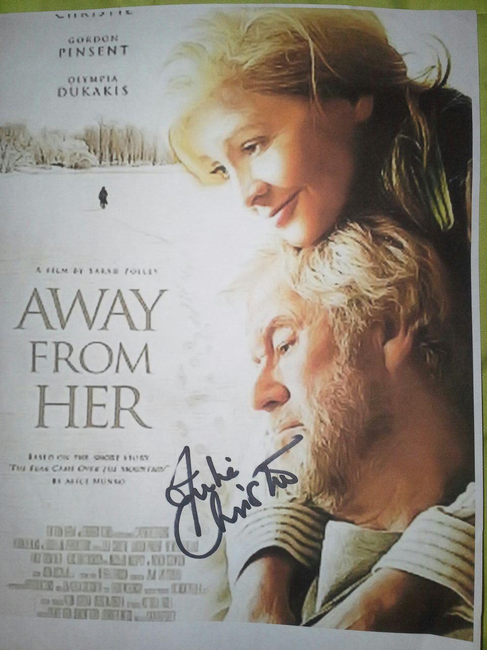 Julie Christie [Actress]