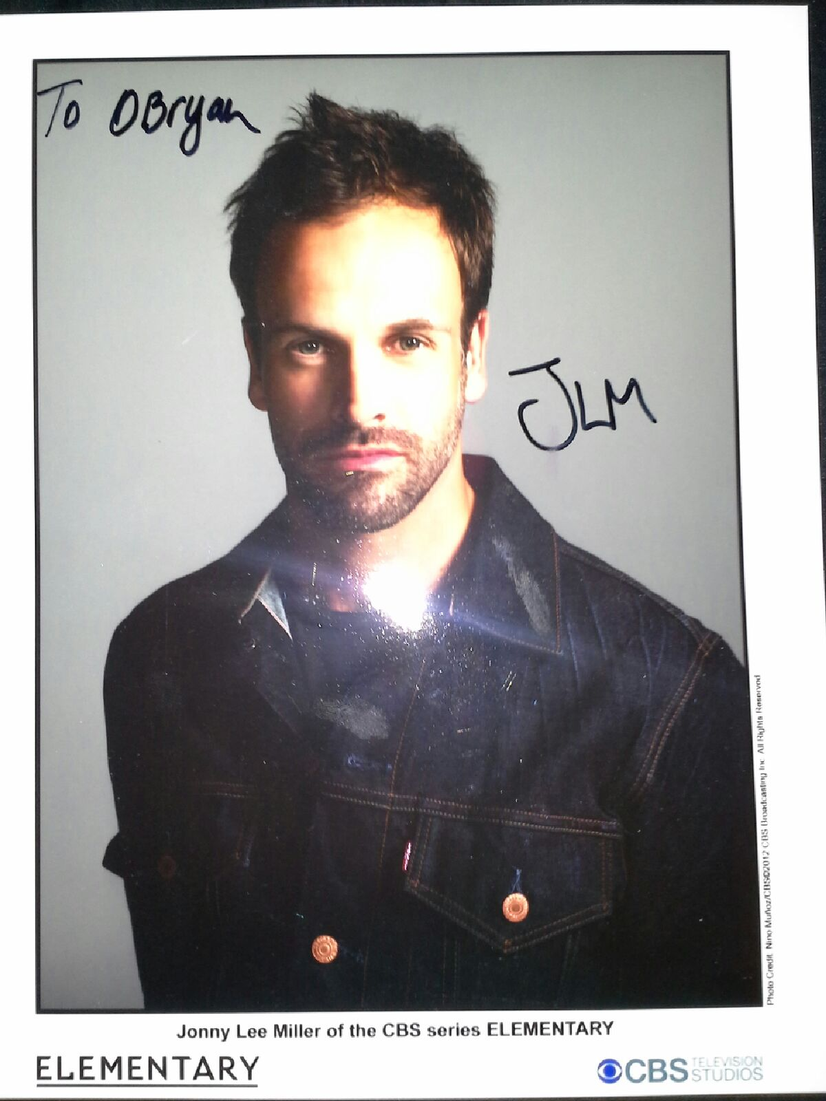 Jonny Lee Miller [Actor]